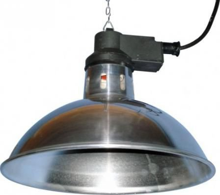 Infra Red Lamp Holder