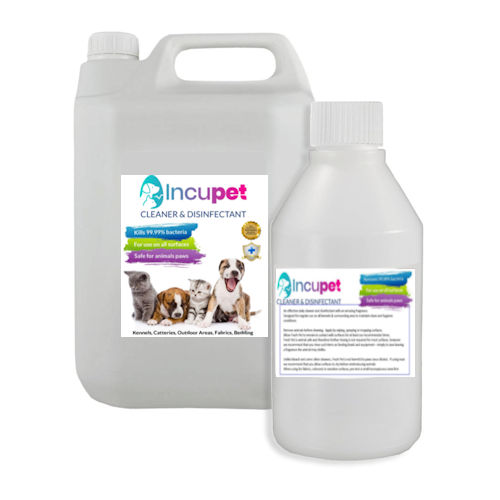 Incupet Fresh Pet 5L Starter Pack: Lime
