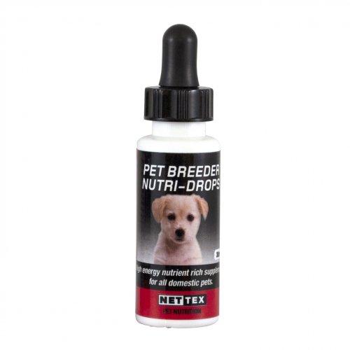 Nettex Pet Breeder Nutri Drops Bottle with Dropper