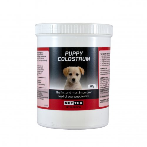 Nettex First Life Puppy Colostrum: Small: 100g